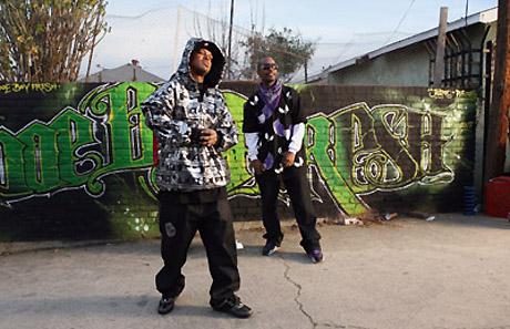 DJ Paul and Juicy J